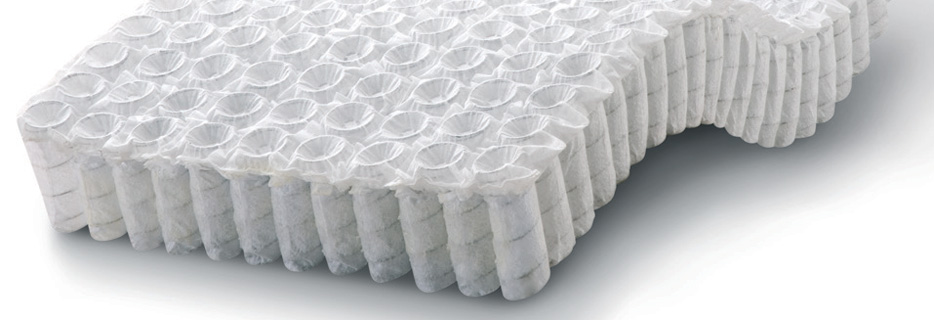 Mattress with Independent Springs