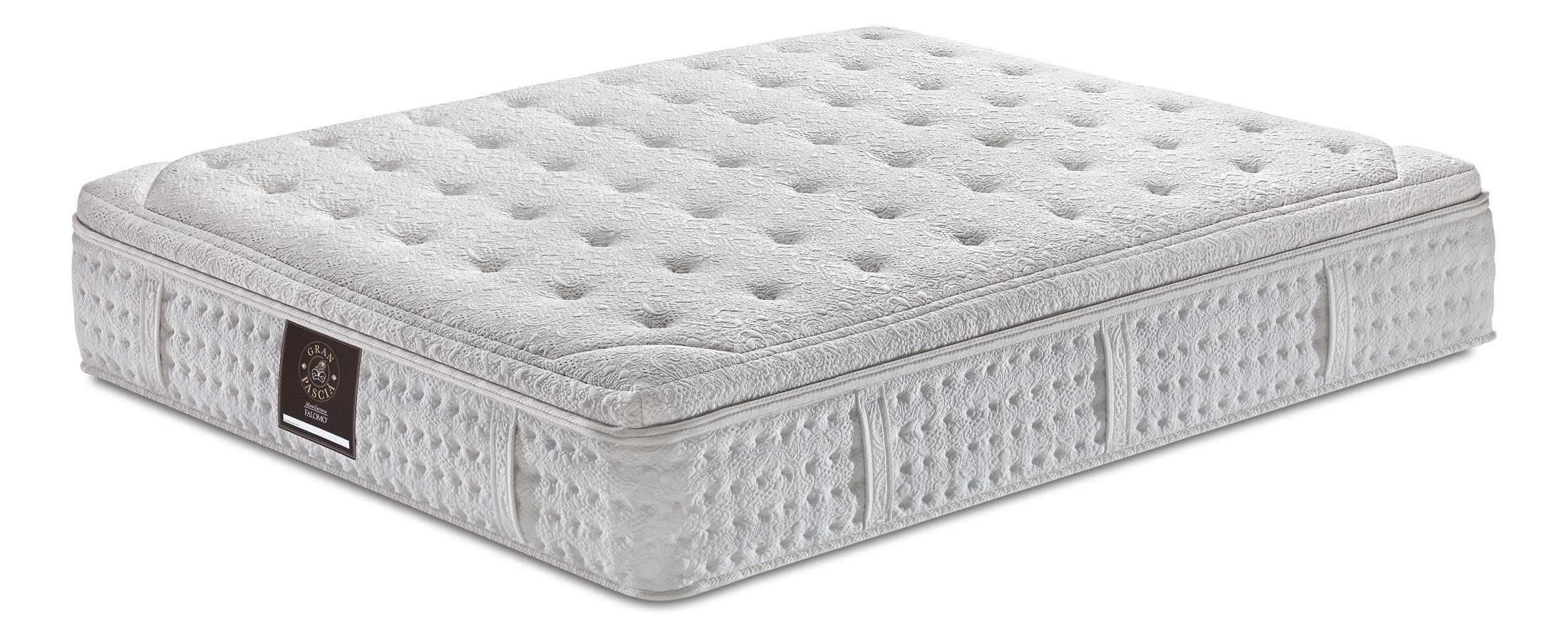 Gran Pascià mattress with Pocketed Springs - Purchasable Online ...