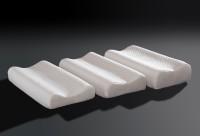 Memory Foam Pillow Trio