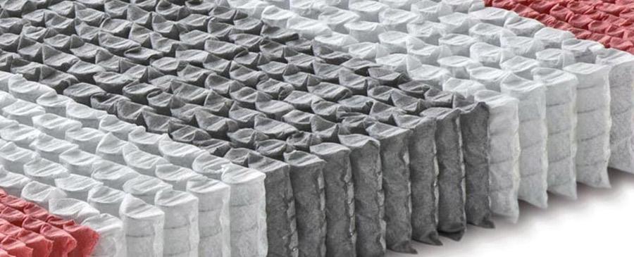 Springs for plus sizes mattress