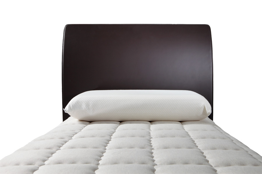 Leather headboard Ego