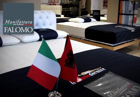 Italian made mattresses retailer
