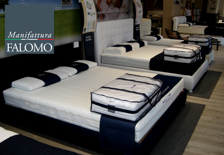 Italian made mattresses dealer