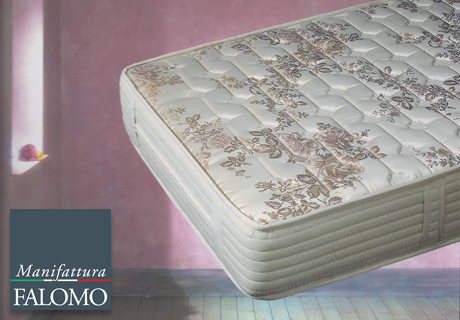 Innovative springs Italian mattresses