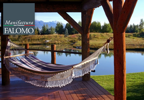 The Hammock in the South America