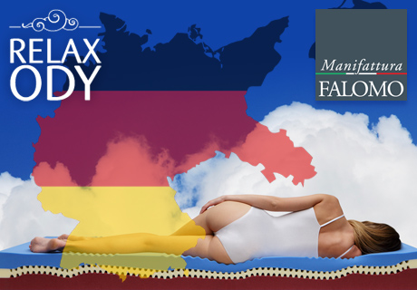 Manifattura Falomo in Germany, at One of the Most Important Fair Dedicated to Healthy Sleep!