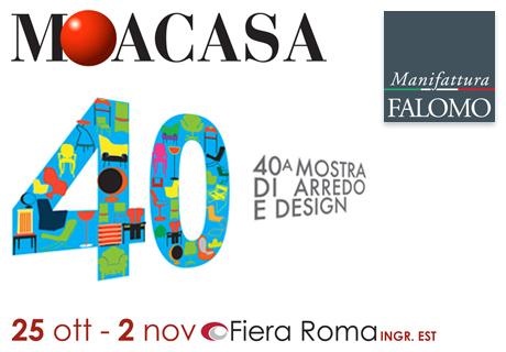 MOACASA 2014: Come to Discover Manifattura Falomo Mattresses
