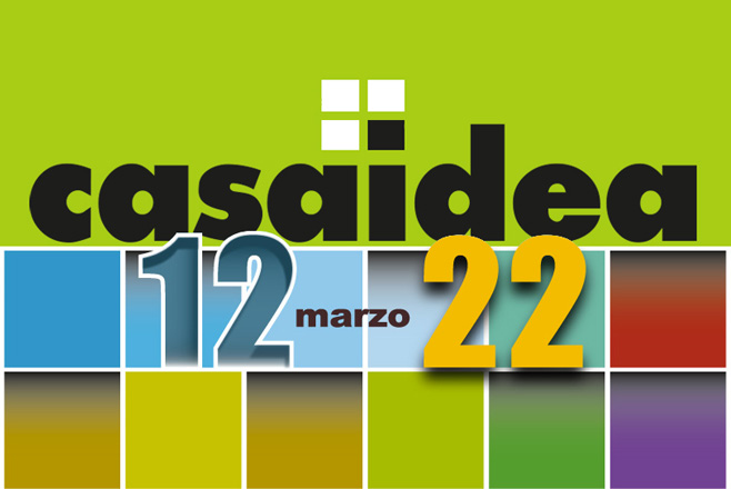 Falomo at Casaidea 2016 in Rome From 12-22 March: Do Not Miss It!