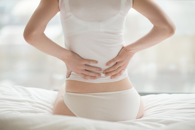 Nighttime back ache? Find out why and how to get over it for a better sleep!