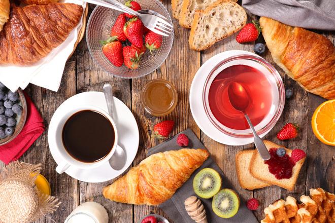 3 ideas for a tasty breakfast after a good night's sleep!