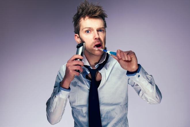 Bad Habits Awakening - Doing everything in a rush