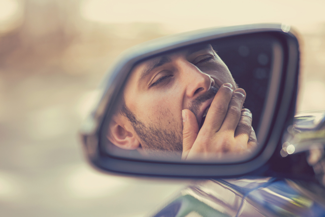 #DyingForSleep: sleep wonderfully and drive safely!