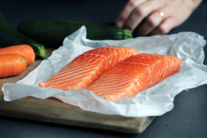 Here's how eating fish can help your kids sleep better!