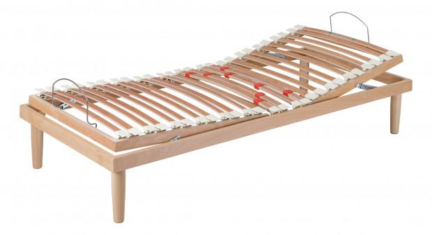 Bed Base Dual Manual
