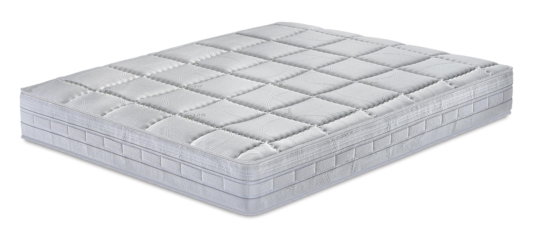 Materasso Balance De Luxe.Merinos Wool Cotton Balance Mattress Purchase Online Manifattura