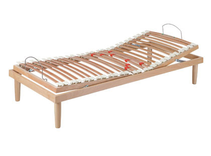 Bed Base Dual Manual