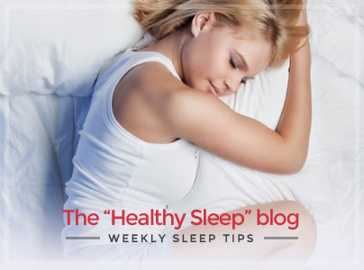 Healthy Sleep Blog