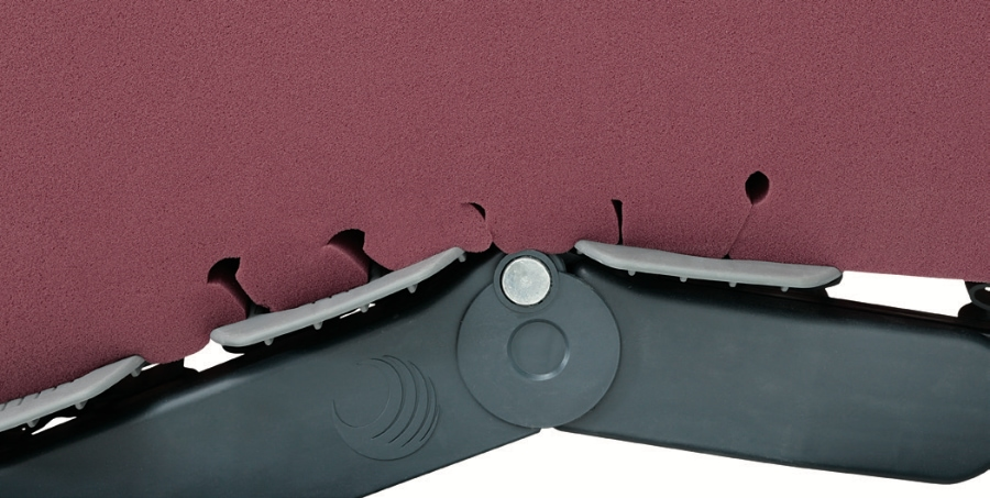 Falomo Core detail adjustable bed base