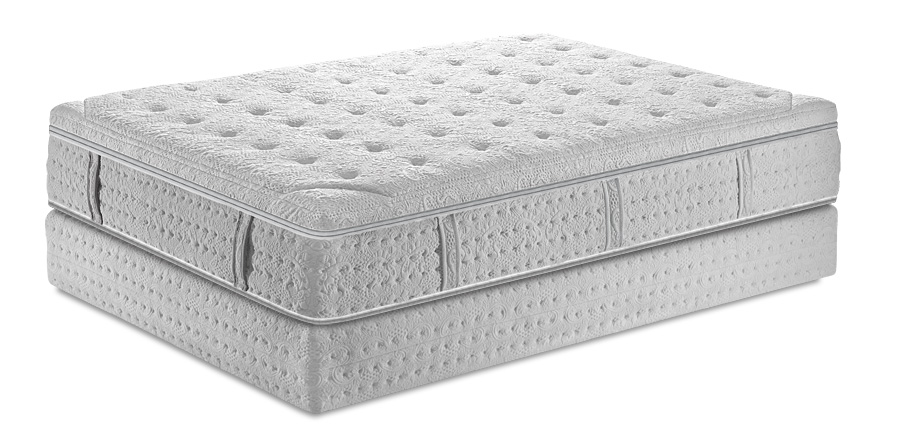 Gran Pascià mattress and BoxSpring