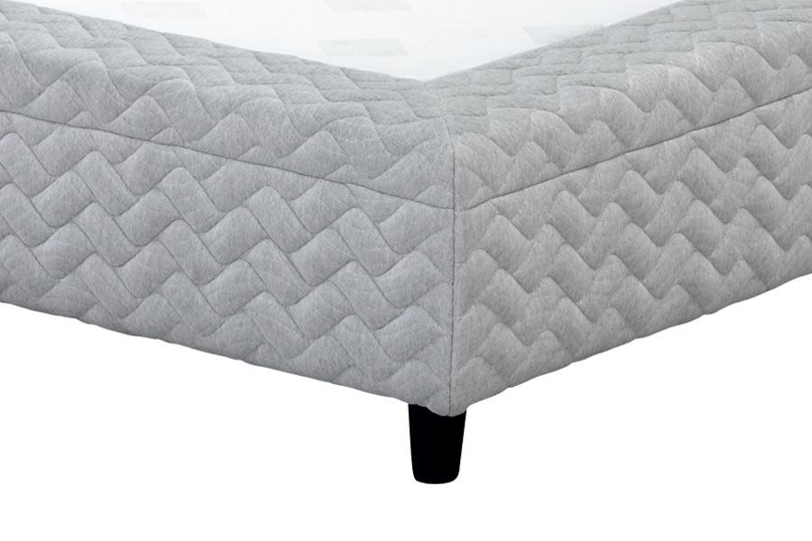 Bed base BoxSpring Manifattura Falomo