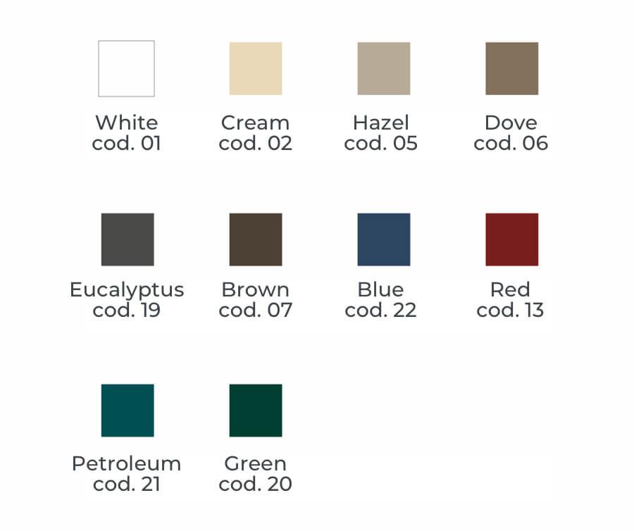 Ego headboard colors
