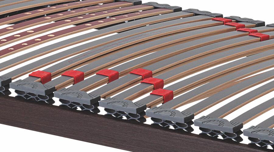 Customizable Central slats
