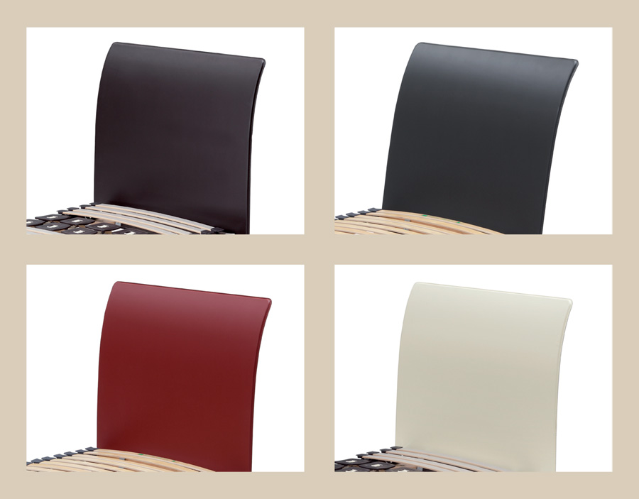 Headboard available in various colors