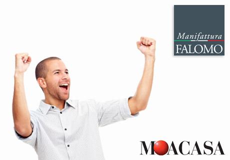 Sleep & Win With Manifattura Falomo!