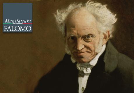 Arthur Schopenhauer Manifattura Falomo
