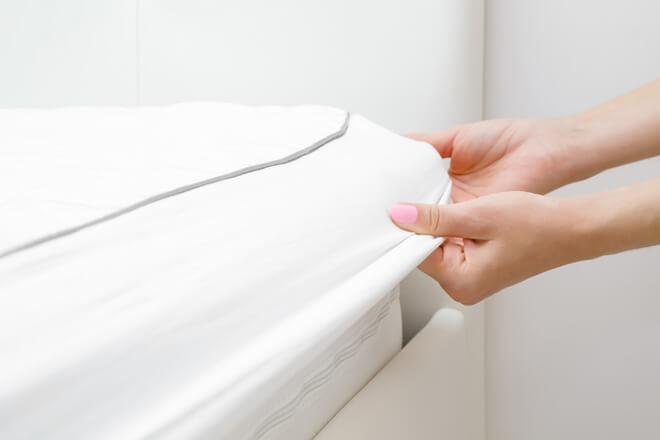 Mattress cover? Here's what it's for and why it's essential!