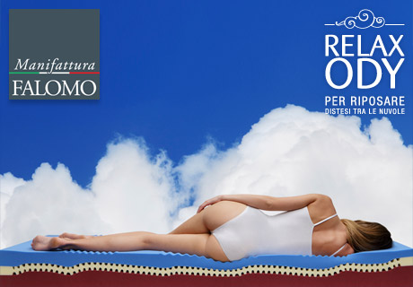 Foam Materassi.Relaxody The Innovative Memory Foam And Customizable Mattress