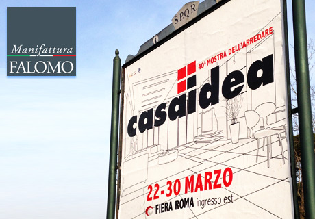 Welcome to Rome: Casaidea 2014 World Furniture Trade Fair!