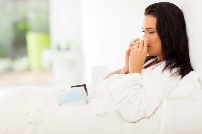 5 simple tips for sleeping greatly during flu season