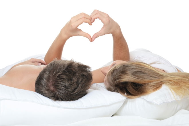 6 tips to help you solve your couple problems… in bed!