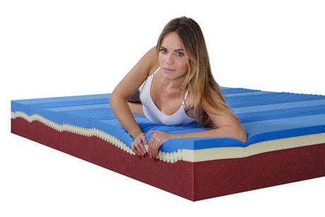 Discover Relaxody, the Mattress Made Of Memory Fresh Blue!