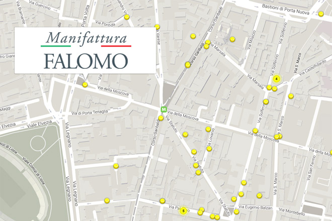 From April 12 To 17 at Piazzale Biancamano 1 in Milan!