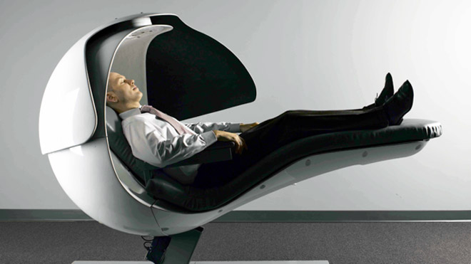 The Nap Pod to Take a Nap