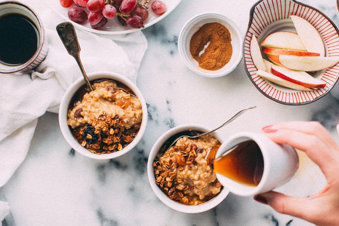 3 ideas for a tasty breakfast after a good night's sleep!