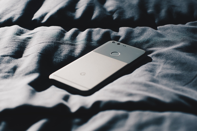 Bad Habits Awakening - Checking your cellphone before getting out of bed