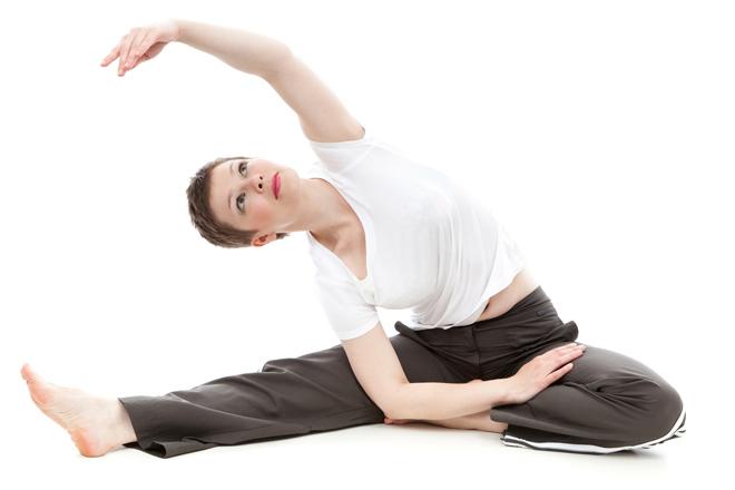 Bad Habits Awakening - Forgetting to stretch