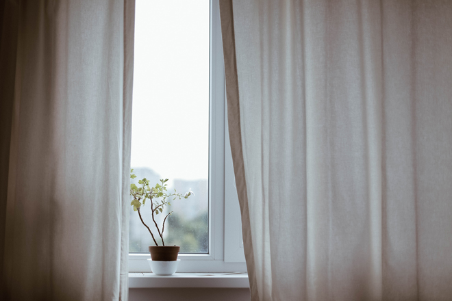 Bad Habits Awakening - Not opening windows or curtains