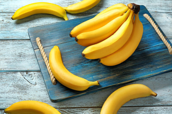 A banana a day... keeps sleeping pills away!