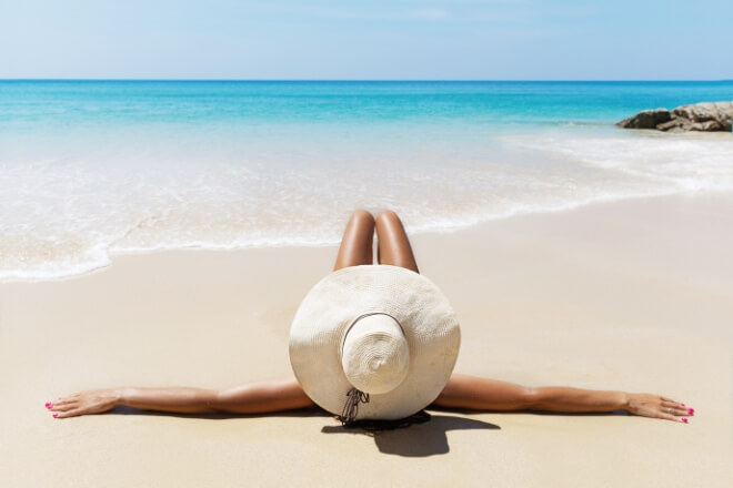 Holidays at the seaside? Discover all the benefits for your health!