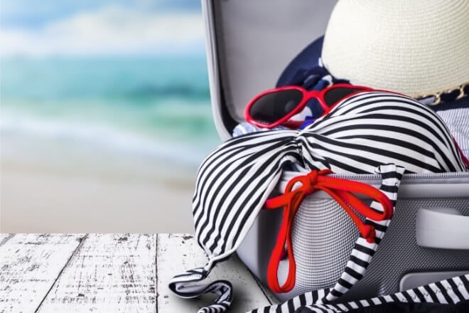 Is your summer vacation around the corner? It's time to rest properly!
