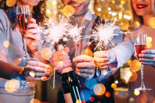 5 practical tips for getting through the first day of a new year!