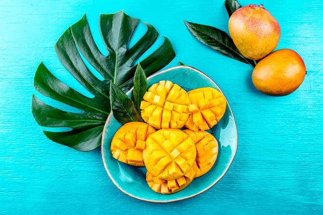 Mango: the summer fruit that helps you sleep