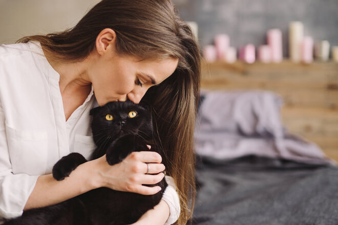 Are you sleeping with your cat? Here's what you need to know!