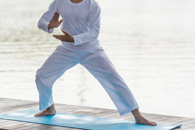 Tai Chi: get rid of insomnia and regain your balance